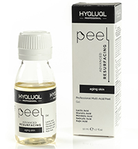 Peel for intensive correction of age-related skin changes - фото
