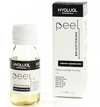 Peel for uneven skin tone and hyperpigmentation - фото